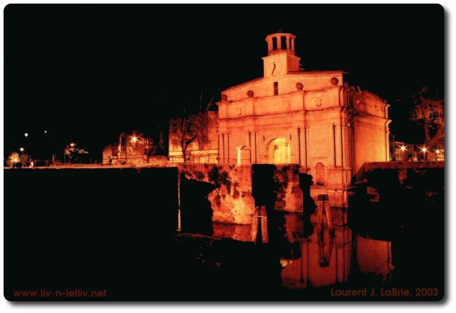 Porto Nave, Padova, Italy