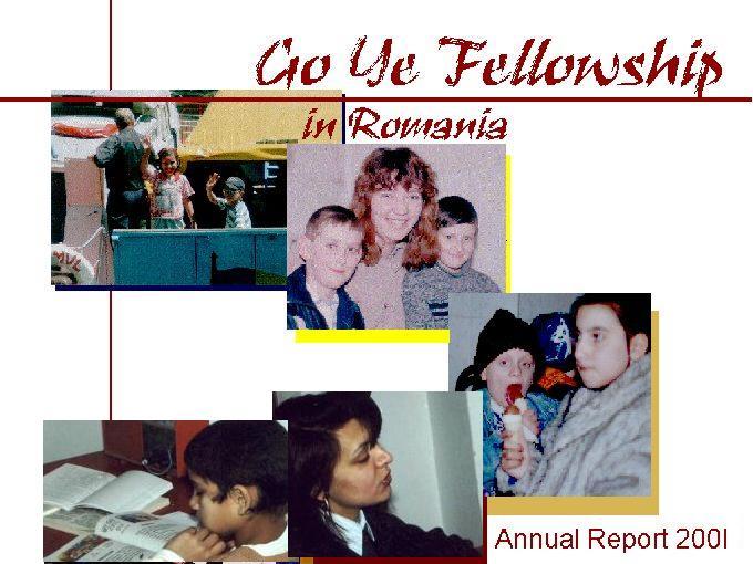Romanian orphan children